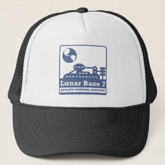 Lunar kvalitets- kontrollenhet truckerkeps
