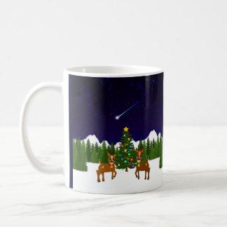 Lunar och pilmugg kaffemugg