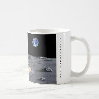 Lunar Putt Kaffemugg