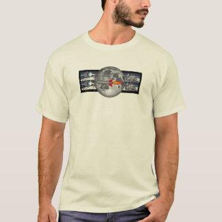 Lunar skjuten T-tröja för Lander måne T Shirt