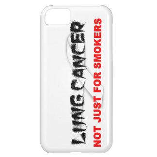 Lungcancer: Inte precis för rökare iPhone 5C Fodral