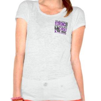 Lupus hur starkt vi är shirt