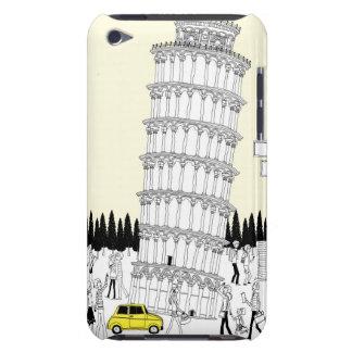 Lutande torn av Pisa iPod Touch Covers