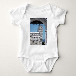 Lutande torn av Pisa Tröjor