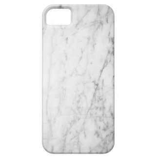 Luxe vitmarmoriphone case iPhone 5 Case-Mate fodraler