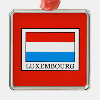 Luxembourg Julgransprydnad Metall