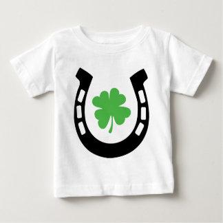 Lycka tillhästskoCloverleaf - Shamrock Tee Shirts