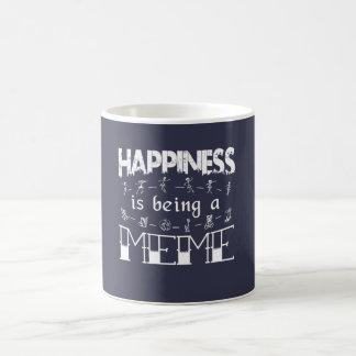 Lyckan är en MEME Kaffemugg