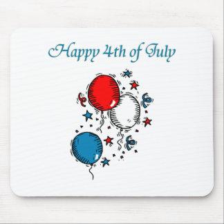 Lycklig 4th Juli Musmatta