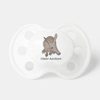 Lycklig Aardvark Napp