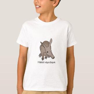 Lycklig Aardvark T-shirts