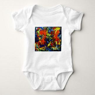 Lycklig änglar vid Pilierp T-shirt