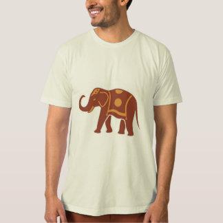 Lycklig elefant t-shirt