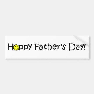 Lycklig fars dag! bildekal