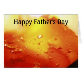Lycklig fars dag (för någon) hälsningskort