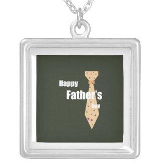 Lycklig fars dag anpassningsbar halsband