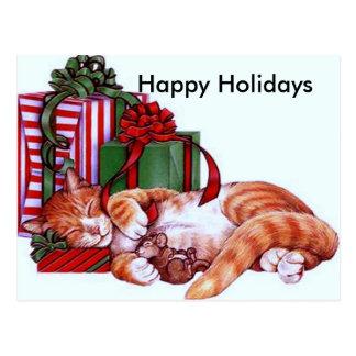 Lycklig Holidays#2 Vykort