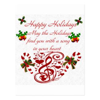 Lycklig Holidays#9_ Vykort