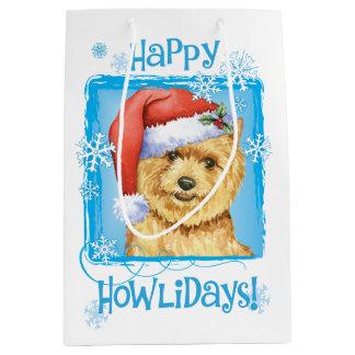 Lycklig Howlidays Norwich Terrier