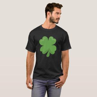 Lycklig irländsk Shamrockst patrick's day T-shirts