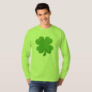 Lycklig irländsk Shamrockst patrick's day Tröjor