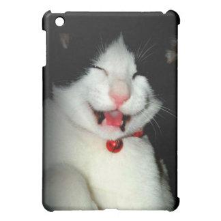 Lycklig jamar iPad mini skal