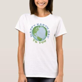 lycklig-jord-dag-LTT T Shirt