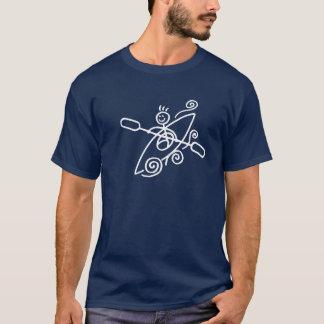 Lycklig kajakT-tröja Tröjor