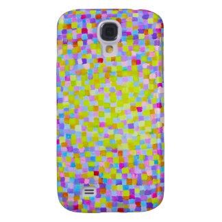 Lycklig kvadrerar iphone case galaxy s4 fodral