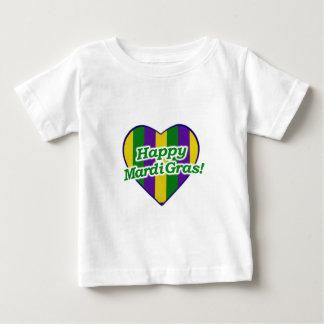 Lycklig Mardi Gras logotyp Tröja