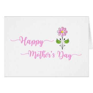 Lycklig mors dag❤️ är du det bäst hälsningskort