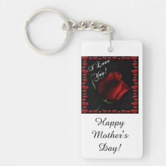 Lycklig mors dag Keychain