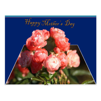 Lycklig mors dag vykort