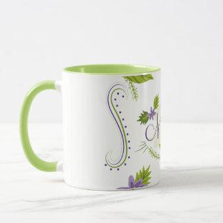 Lycklig mors dagkaffemugg mugg