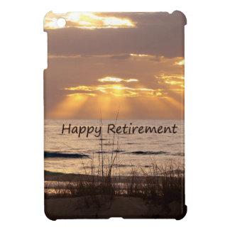 Lycklig pension - Florida havsolnedgång iPad Mini Skydd