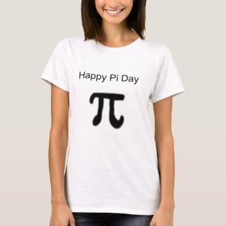 Lycklig Pi-dag T Shirt