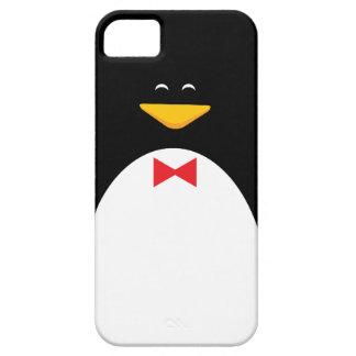 Lycklig pingvin iPhone 5 skydd