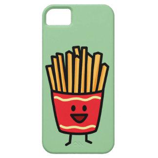 Lycklig pommes frites iPhone 5 skal
