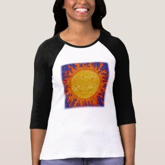 Lycklig sol tee shirt