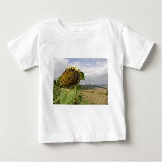 lycklig solros t-shirt
