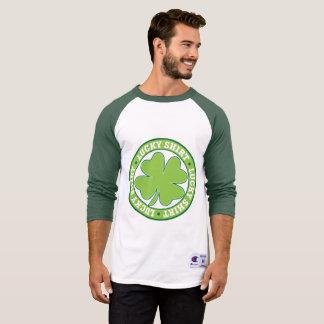 """Lycklig strejka "", T-shirt"