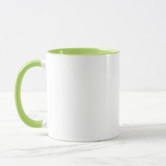 Lycklig Sts Patrick mugg för kaffe för