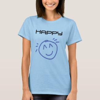 Lycklig:) Tee Shirt
