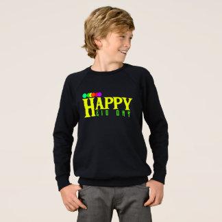 Lycklig tröja för Raglan för Eid dagdräkt