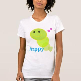 lycklig tshirts