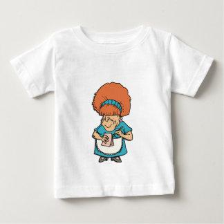 Lycklig Waitstaff dagmaj 21 Tee Shirt