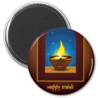 Lyckliga Diwali Magnet