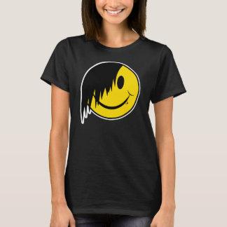 Lyckliga Goth T-shirt