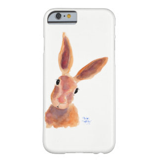 """Lyckliga Hare """"Jim sylt"""" vid Shirley MacArthur Barely There iPhone 6 Fodral"""
