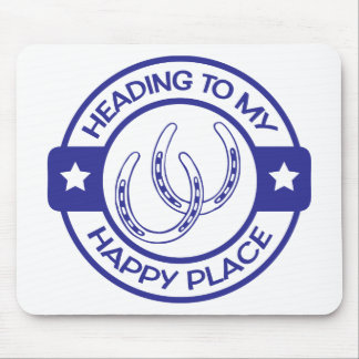 Lyckliga hästskoblått för ställe A258 Musmatta